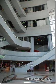 科学館内部