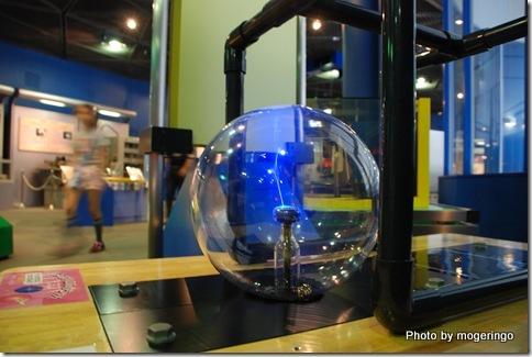 静電気ボール