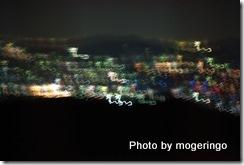 ブレブレ夜景