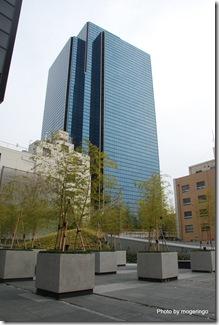 梅田センタービル外観