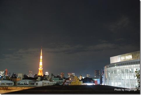 東京タワーな夜景
