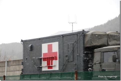 自衛隊 医療組