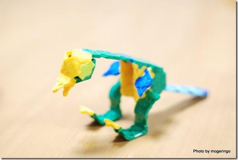 疲れた恐竜