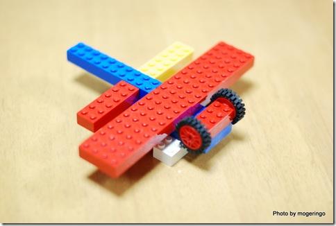 レゴのトンボ